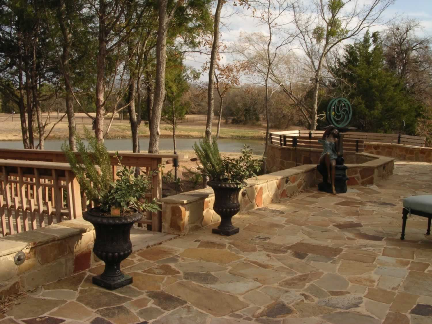 Outdoor Living Pool And Patios Landscape Design