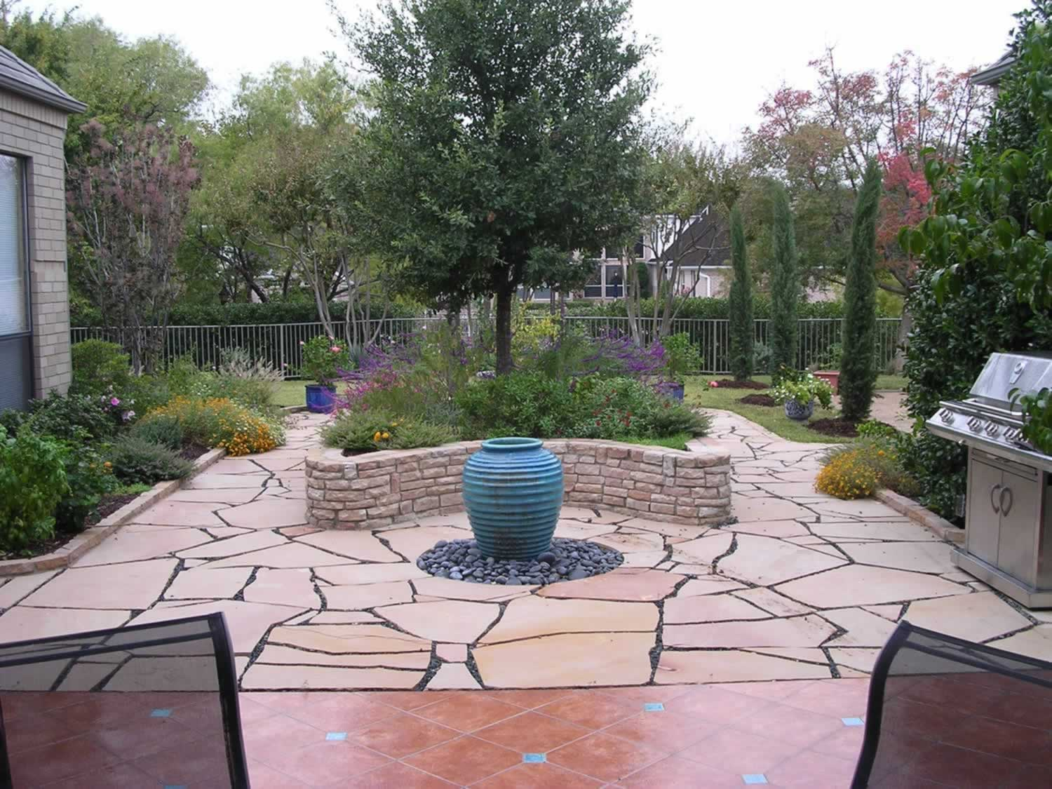 Residential Landscaping Keller Tx : Landscape contractors residential commercial fort worth tx